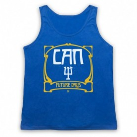 Can Future Days Adults Royal Blue Tank Top