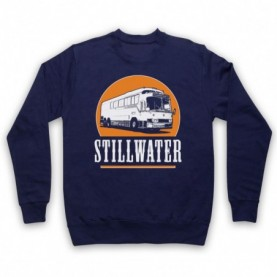 Almost Famous Stillwater Adults Navy Blue Sweatshirt