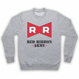 Dragon Ball Z Red Ribbon Army Hoodie Sweatshirt Hoodies & Sweatshirts