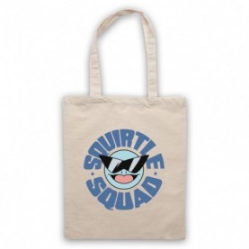 Pokemon Squirtle Squad Natural Tote Bag