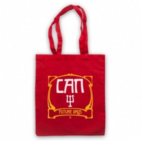 Can Future Days Red Tote Bag