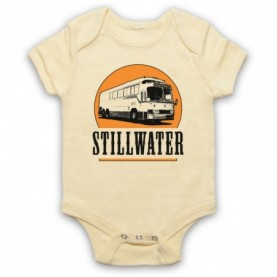 Almost Famous Stillwater Light Yellow Baby Grow