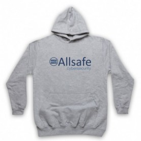 Mr Robot Allsafe Logo Hoodie Sweatshirt Hoodies & Sweatshirts