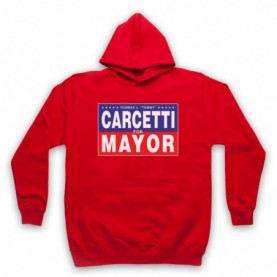 Wire Carcetti For Mayor Hoodie Sweatshirt Hoodies & Sweatshirts