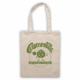 Stranger Things Castroville Artichoke Festival As Worn By Dustin Natural Tote Bag
