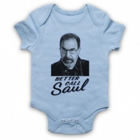 Homeland Better Call Saul Berenson Parody Light Blue Baby Grow