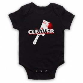 Sopranos Cleaver Film Black Baby Grow