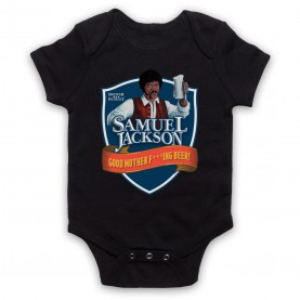 Chappelle Show Samuel Jackson Good Motherf'ing Beer Adams Parody Black Baby Grow