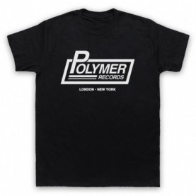 Spinal Tap Polymer Records Mens Black T-Shirt