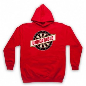 Darts Unbeatable Darts Slogan Hoodie Sweatshirt Hoodies & Sweatshirts