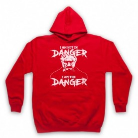 Breaking Bad I Am Not In Danger I Am The Danger Hoodie Sweatshirt Hoodies & Sweatshirts