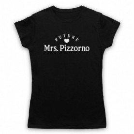 Future Mrs Pizzorno Serge Pizzorno Kasabian Womens Black T-Shirt