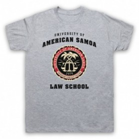 Better Call Saul University Of American Samoa Law School Mens Heather Grey T-Shirt