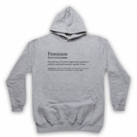 Feminism Dictionary Definition Hoodie Sweatshirt Hoodies & Sweatshirts