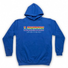 London Pride LGBT Festival Hoodie Sweatshirt Hoodies & Sweatshirts