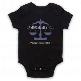Better Call Saul James M McGill A Lawyer You Can Trust Black Baby Grow