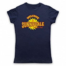 Buffy The Vampire Slayer Welcome To Sunnydale T-Shirt T-Shirts
