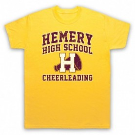 Buffy The Vampire Slayer Hemery High School Cheerleading T-Shirt T-Shirts