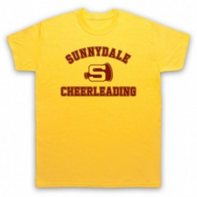 Buffy The Vampire Slayer Sunnydale Cheerleading T-Shirt Home