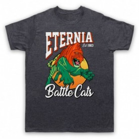 He-Man Eternia Battle Cats Sports Team Parody T-Shirt Home
