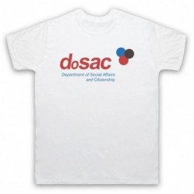 The Thick Of It Dosac Department Of Social Affairs And Citizenship T-Shirt T-Shirts
