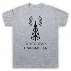 Black Mirror Whitebear Transmitter T-Shirt T-Shirts