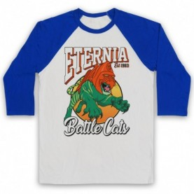 He-Man Eternia Battle Cats Sports Team Parody Baseball Tee Baseball Tees