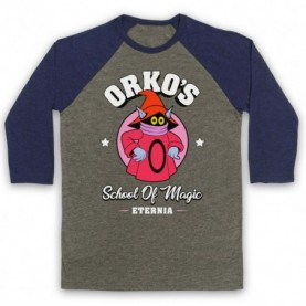 He-Man Orko's School Of Magic Baseball Tee Baseball Tees