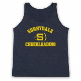 Buffy The Vampire Slayer Sunnydale Cheerleading Tank Top Vest Tank Top Vests
