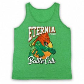 He-Man Eternia Battle Cats Sports Team Parody Tank Top Vest Tank Top Vests