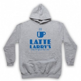 Curb Your Enthusiasm Latte Larry's Hoodie Sweatshirt Hoodies & Sweatshirts