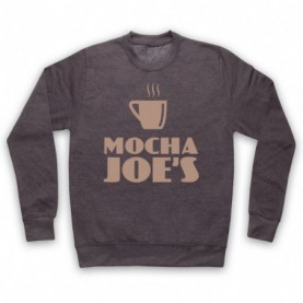 Curb Your Enthusiasm Mocha Joe's Hoodie Sweatshirt Hoodies & Sweatshirts