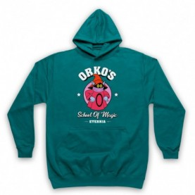 He-Man Orko's School Of Magic Hoodie Sweatshirt Hoodies & Sweatshirts