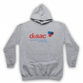 The Thick Of It Dosac Department Of Social Affairs And Citizenship Hoodie Sweatshirt Hoodies & Sweatshirts