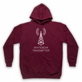 Black Mirror Whitebear Transmitter Hoodie Sweatshirt Hoodies & Sweatshirts