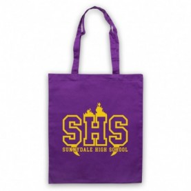 Buffy The Vampire Slayer Sunnydale High School Tote Bag Tote Bags