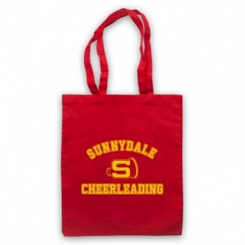 Buffy The Vampire Slayer Sunnydale Cheerleading Tote Bag Tote Bags