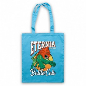 He-Man Eternia Battle Cats Sports Team Parody Tote Bag Tote Bags
