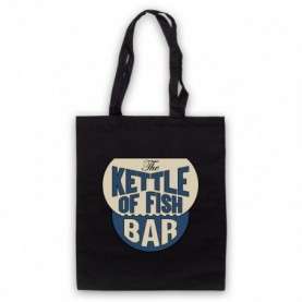 Marvellous Mrs Maisel The Kettle Of Fish Bar Tote Bag Tote Bags
