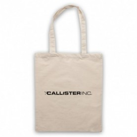 Black Mirror Callister Inc Tote Bag Tote Bags