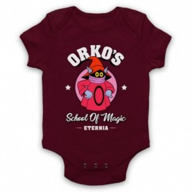 He-Man Orko's School Of Magic Baby Grow Bib Baby Grows & Bibs