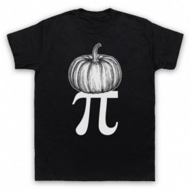 Pumpkin Pi Pie Halloween Maths Food Parody T-Shirt T-Shirts