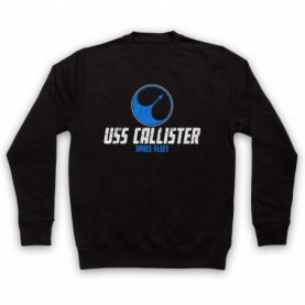 Black Mirror USS Callister Space Fleet Hoodie Sweatshirt Hoodies & Sweatshirts