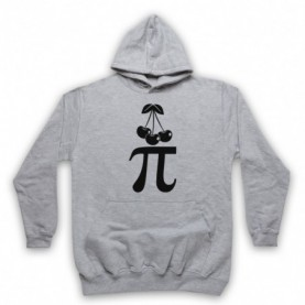 Cherry Pi Pie Maths Food Parody Hoodie Sweatshirt Hoodies & Sweatshirts