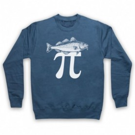 Fish Pi Pie Maths Food Parody Hoodie Sweatshirt Hoodies & Sweatshirts