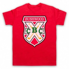 Caddyshack Bushwood Country Club Crest Logo T-Shirt T-Shirts