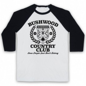 Caddyshack Bushwood Country Club Some People Just Don't Belong Baseball Tee Baseball Tees