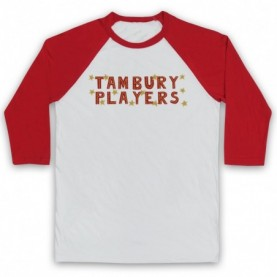 After Life Tambury Players Amateur Dramatics Baseball Tee Baseball Tees