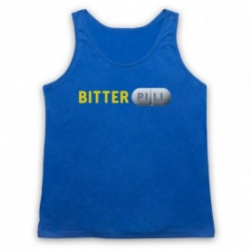 Killing Eve Bitter Pill Logo Tank Top Vest Tank Top Vests