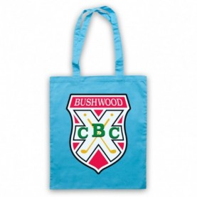 Caddyshack Bushwood Country Club Crest Logo Tote Bag Tote Bags